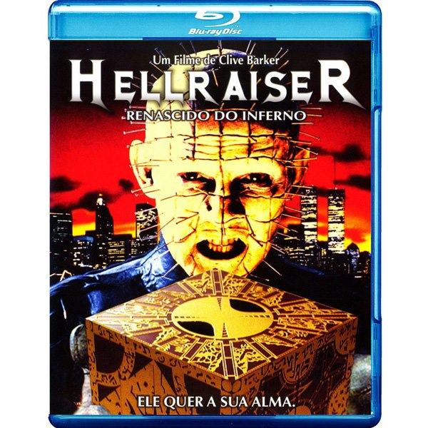 blu-ray Hellraiser