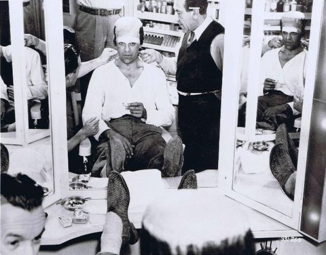 Behind the Scenes of the Classic Frankenstein Films (1)