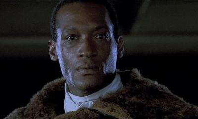 Tony Todd, interpretando o personagem Candyman