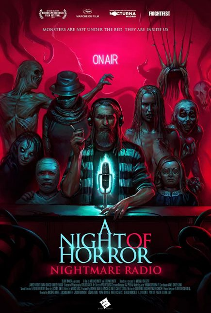 A Night of Horror – Nightmare Radio