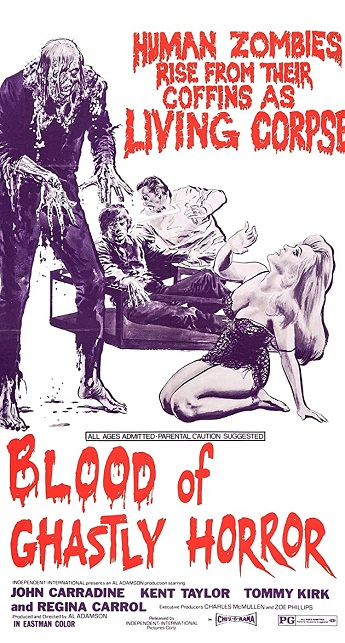 Blood of the Ghastly Horror